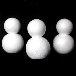 Снеговик из пенопласта в ассртименте