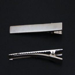 Заколка - основа (металл) 6 см