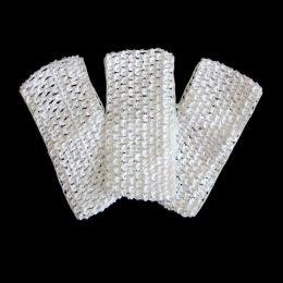Повязки (основа) 7 см, цвет: белый