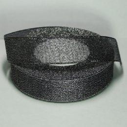 Лента парча чёрный в ассортименте