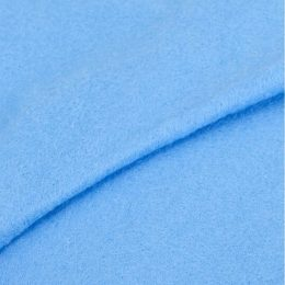 Фетр мягкий 1 мм, цвет: голубой
