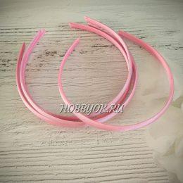 Ободок для волос, цвет: розовый