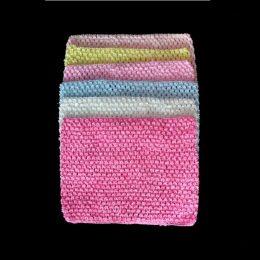 Топ - резинка / повязка (основа) 19*24 см, цвет: микс
