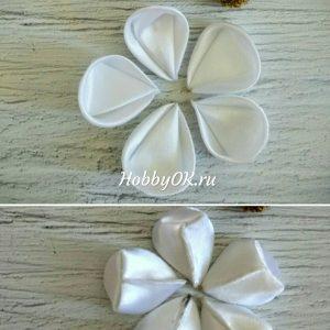 Фото 10. Лепесточки для ромашки