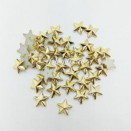 Звезда 12 мм пластик