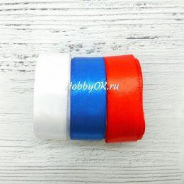 "Набор лент ""Флаг России"" 25 мм"