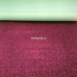 Искусственная кожа для рукоделия, цвет: розовый арт. ИК-Х-13-39