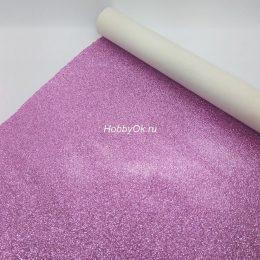 Искусственная кожа для рукоделия, цвет: сиреневый арт. 23-7-ИК-Х