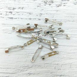 Основа для броши - булавка 20 мм, арт. 4316_20