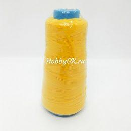 Капроновая нить, цвет: тёмно-жёлтый, арт. 4601