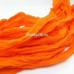 Капрон, цвет оранжевый, арт. 5136