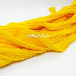 Капрон, цвет тёмно-жёлтый, арт. 5545