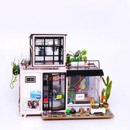 Набор для создания миниатюры (румбокс) Городская студия DG13