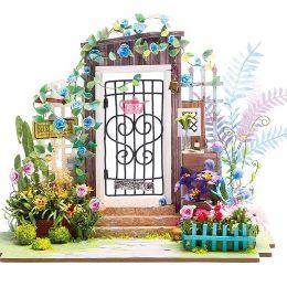 Набор для создания миниатюры (румбокс) Садовая калитка DGM02
