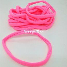 Повязка ONE SIZE цвет: розовый неон, арт. 5743
