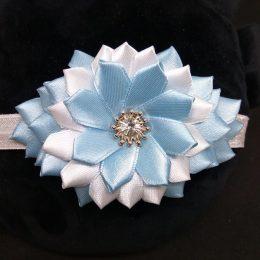 Повязка для малышки, цвет: голубой, арт. 3539