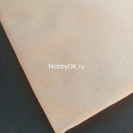 Ткань хлопок цвет: бежевый / телесный, арт. 3405