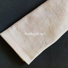 Ткань велюр 50*40см цвет: капучино, арт. 4616