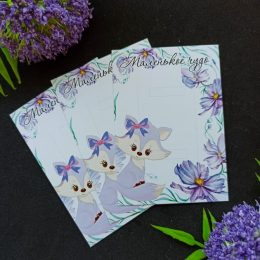 """Карточки""""Маленькое чудо"""" 7*10 см, арт. 810-637"""