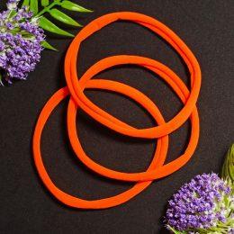 Повязка ONE SIZE цвет: оранжевый, арт. 1457