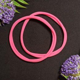 Повязка ONE SIZE цвет: светло-розовая, арт. 1620